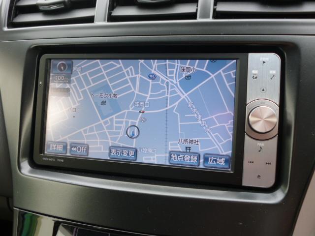 トヨタ プリウスアルファ Sツーリングセレクション 電動フェンダーポール フルセグ