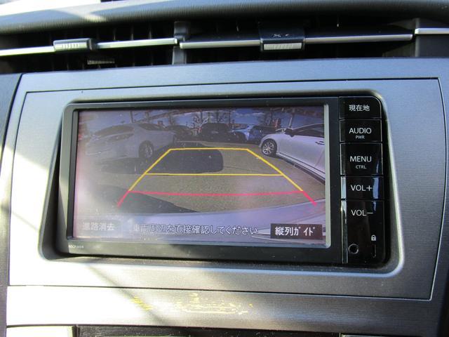 トヨタ プリウス S ワンセグSDナビ バックカメラ ETC スマートキー