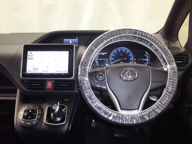 【ドライバー目線】ドライバー目線の画像です。視界も確保されているので、見やすいですよ。是非、一度座ってみてくださいね。
