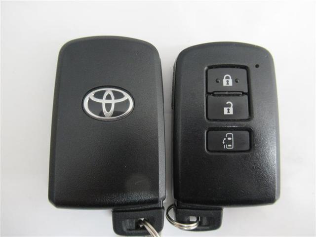 【スマートキー】スマートキー付きです。ボタン一つでエンジンの始動ができます。