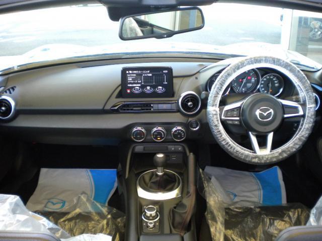 マツダ ロードスター S スペシャルパッケージ セーフティパッケージ 6速MT D
