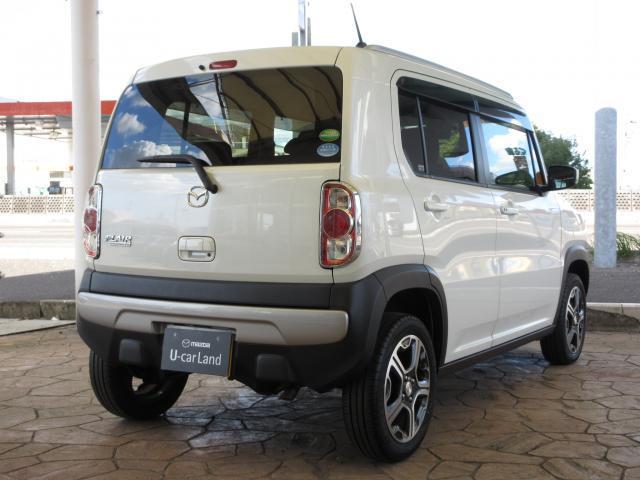 XT CVT 4WD ポータブルナビゲーション ディスチャー(2枚目)