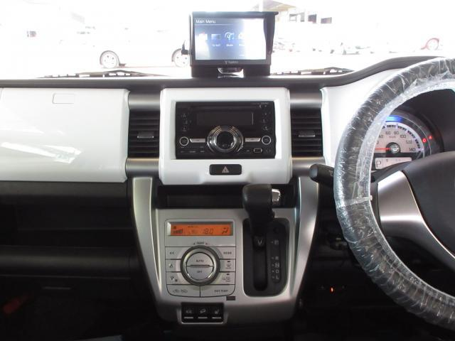 XT CVT 4WD ポータブルナビゲーション ディスチャー(8枚目)