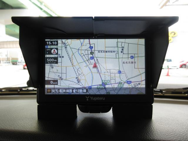 XT CVT 4WD ポータブルナビゲーション ディスチャー(9枚目)