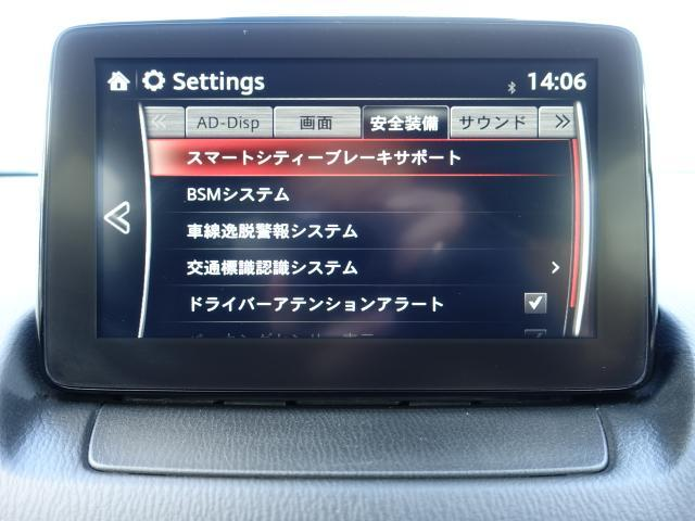 XDツーリング GVC BSM HBC 誤発進抑制(9枚目)