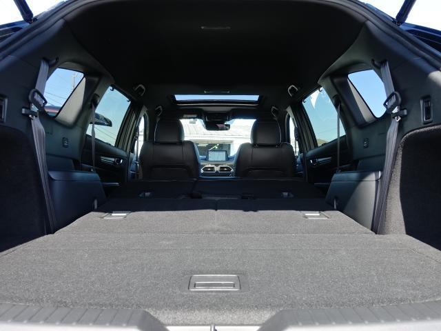 XD Lパッケージ 衝突被害軽減システム アダプティブクルーズコントロール 全周囲カメラ オートマチックハイビーム サンルーフ 3列シート 革シート 電動シート シートヒーター バックカメラ オートライト 電動リアゲート(19枚目)