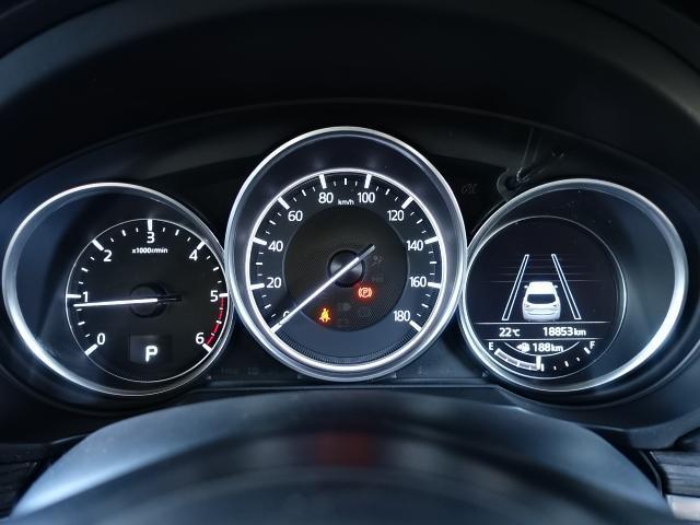 XD Lパッケージ 衝突被害軽減システム アダプティブクルーズコントロール オートマチックハイビーム 革シート 電動シート シートヒーター バックカメラ オートライト LEDヘッドランプ ETC Bluetooth(5枚目)