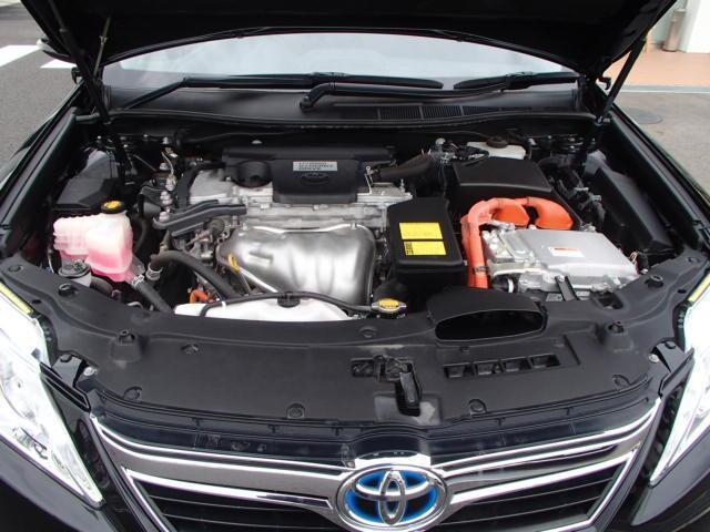 トヨタ カムリ ハイブリッド Gパッケージ HDDナビフルセグ バックカメラ