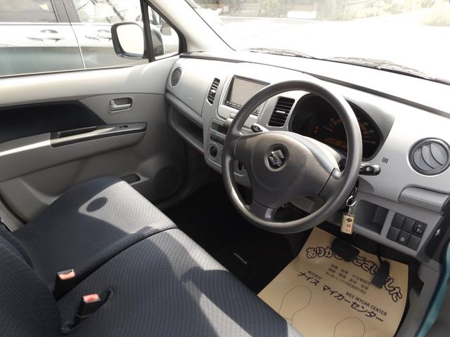 スズキ ワゴンR FXアイドリングストップ キーレス ベンチシート