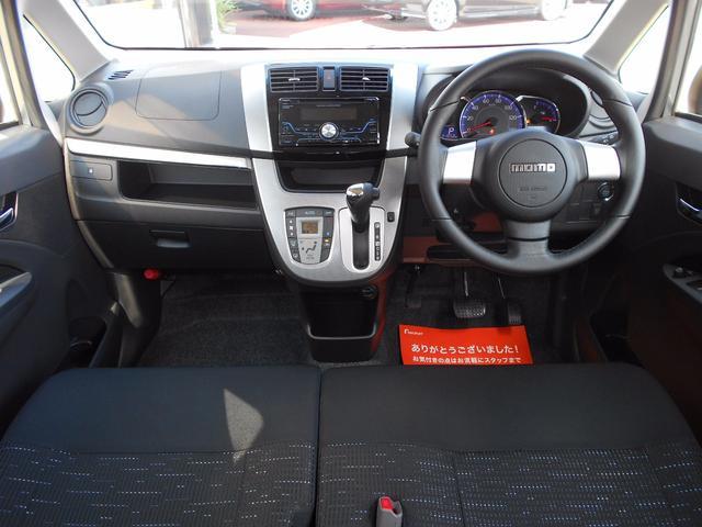 ダイハツ ムーヴ カスタム RS ターボ プッシュスタート LEDヘッドライト