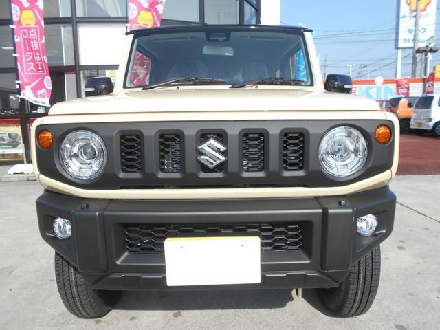 XC ブラック2トーンルーフ 届出済み未使用車 スズキセーフティサポート LEDヘッドライト スマートキー シートヒーター(2枚目)
