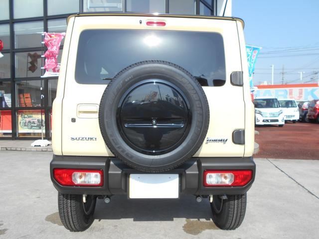 XC ブラック2トーンルーフ 届出済み未使用車 スズキセーフティサポート LEDヘッドライト スマートキー シートヒーター(6枚目)