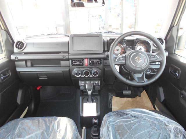 XC ブラック2トーンルーフ 届出済み未使用車 スズキセーフティサポート LEDヘッドライト スマートキー シートヒーター(9枚目)