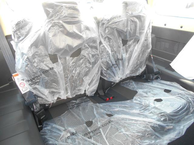XC ブラック2トーンルーフ 届出済み未使用車 スズキセーフティサポート LEDヘッドライト スマートキー シートヒーター(13枚目)