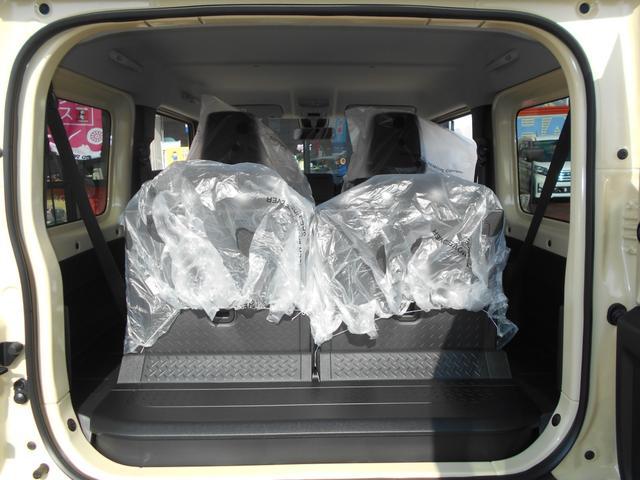 XC ブラック2トーンルーフ 届出済み未使用車 スズキセーフティサポート LEDヘッドライト スマートキー シートヒーター(15枚目)