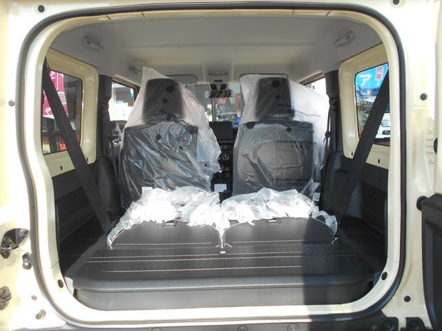 XC ブラック2トーンルーフ 届出済み未使用車 スズキセーフティサポート LEDヘッドライト スマートキー シートヒーター(16枚目)