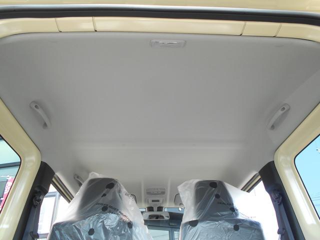 XC ブラック2トーンルーフ 届出済み未使用車 スズキセーフティサポート LEDヘッドライト スマートキー シートヒーター(17枚目)