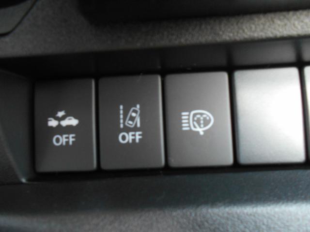 XC ブラック2トーンルーフ 届出済み未使用車 スズキセーフティサポート LEDヘッドライト スマートキー シートヒーター(18枚目)