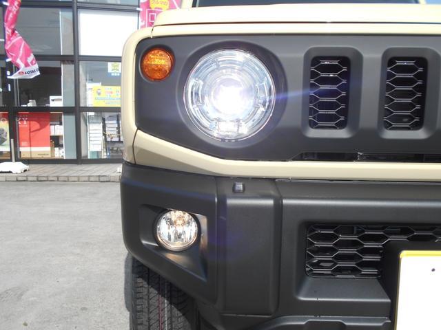 XC ブラック2トーンルーフ 届出済み未使用車 スズキセーフティサポート LEDヘッドライト スマートキー シートヒーター(19枚目)