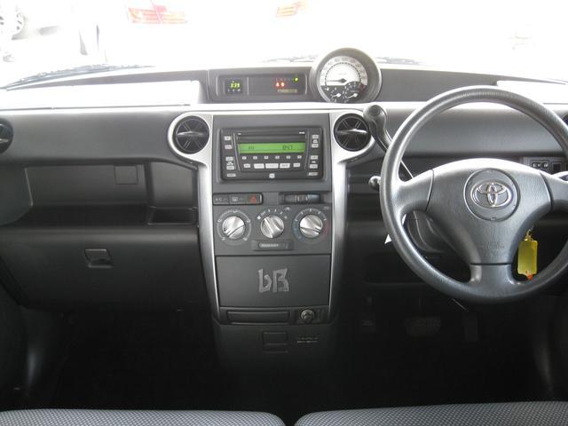 トヨタ bB S Wバージョン エアロ キーレス 禁煙車