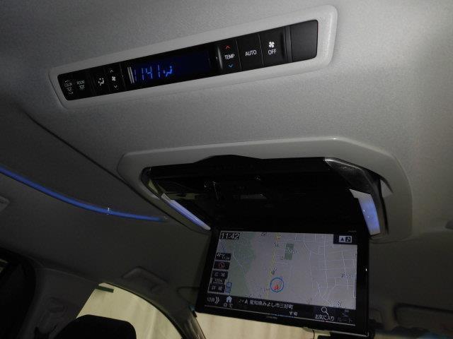 2.5S フルセグ メモリーナビ DVD再生 ミュージックプレイヤー接続可 後席モニター バックカメラ 衝突被害軽減システム ETC ドラレコ 両側電動スライド LEDヘッドランプ 乗車定員7人 3列シート(18枚目)