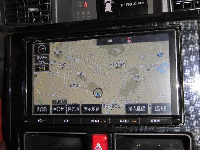 G S フルセグ メモリーナビ DVD再生 ミュージックプレイヤー接続可 バックカメラ 衝突被害軽減システム ETC 両側電動スライド アイドリングストップ(10枚目)