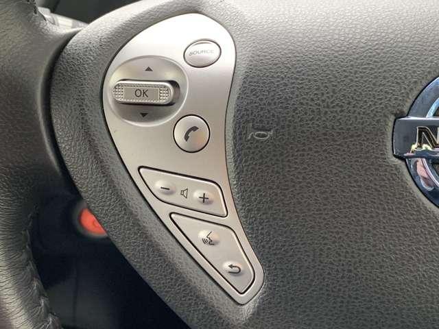X(30kwh) 【EV専用日産コネクトナビ】【バックビューモニター】【クルーズコントロール】【前後シートヒーター/ハンドルヒーター】【充電ケーブル有り】 ※【バッテリー容量残】確認時11セグ(15枚目)