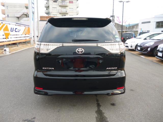 トヨタ エスティマ アエラス 7人乗 HDDナビフルセグバックカメラ HID