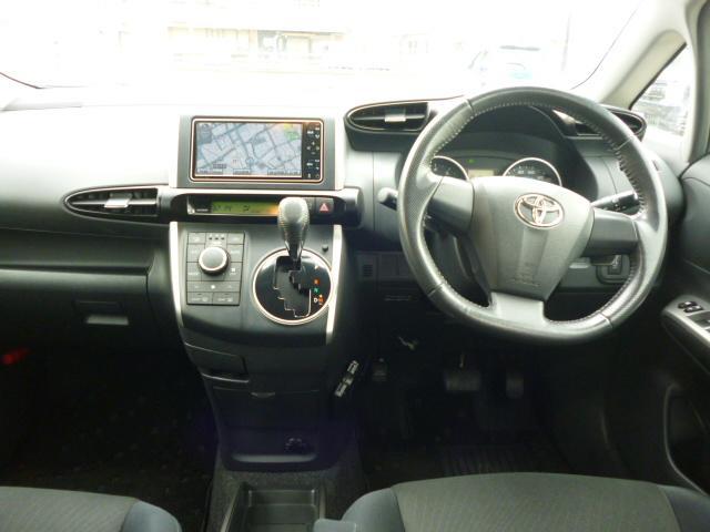 トヨタ ウィッシュ 1.8S 一年走行無制限保証 ナビ バックモニター HID