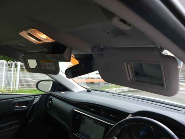 トヨタ オーリス ハイブリッド 一年走行無制限保証 ナビ バックモニター