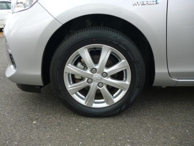 トヨタ アクア G 一年走行無制限保証 ナビ バックモニター 純正アルミ