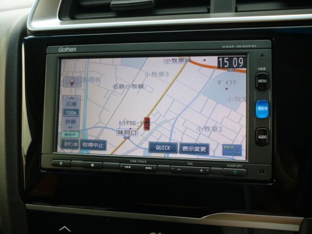 純正販売店オプションメモリーナビ・・VXM-164VFXi