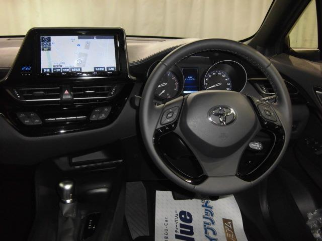 トヨタ C-HR S-T トヨタセフティセンスP SDナビ フルセグTV