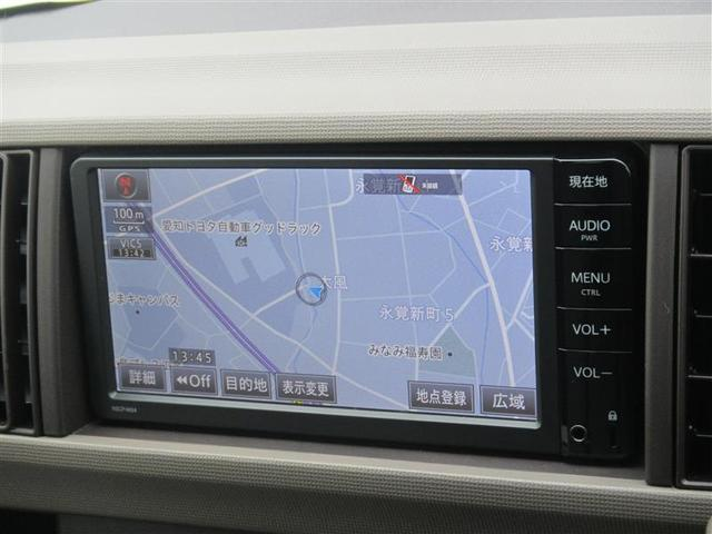 トヨタ パッソ X Lパッケージ 純正SDナビ バックカメラ ETC ベンチ