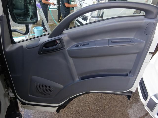 ロング 2トンロング 車両総重量5トン未満 電動格納ミラー付き あおり鉄板張り 鉄板床板張り 5速MT ETC パワーウィンドウ付き(13枚目)