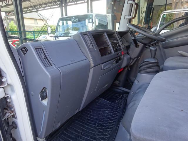 ロング 2トンロング 車両総重量5トン未満 電動格納ミラー付き あおり鉄板張り 鉄板床板張り 5速MT ETC パワーウィンドウ付き(29枚目)