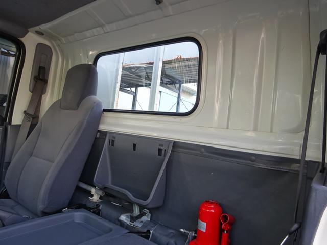 ロング 2トンロング 車両総重量5トン未満 電動格納ミラー付き あおり鉄板張り 鉄板床板張り 5速MT ETC パワーウィンドウ付き(30枚目)
