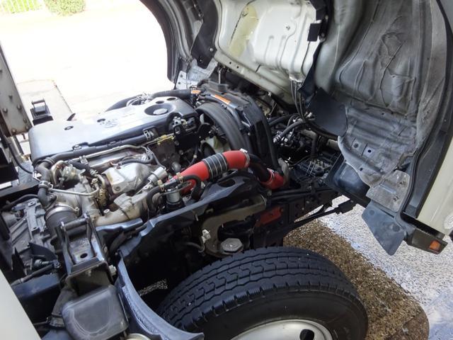 ロング 2トンロング 車両総重量5トン未満 電動格納ミラー付き あおり鉄板張り 鉄板床板張り 5速MT ETC パワーウィンドウ付き(32枚目)