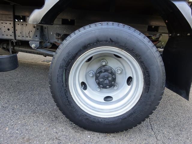 ロング 2トンロング 車両総重量5トン未満 電動格納ミラー付き あおり鉄板張り 鉄板床板張り 5速MT ETC パワーウィンドウ付き(34枚目)