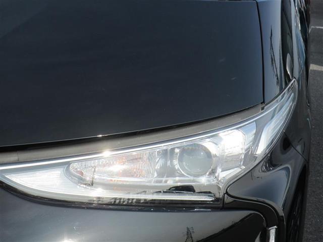 トヨタ エスティマ アエラス セイフティーセンス スマアシ車線はみ出警報 ETC