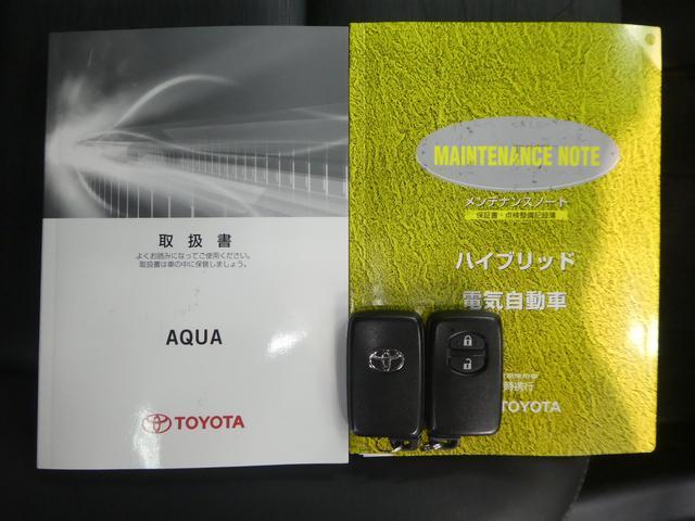 「トヨタ」「アクア」「コンパクトカー」「岐阜県」の中古車31