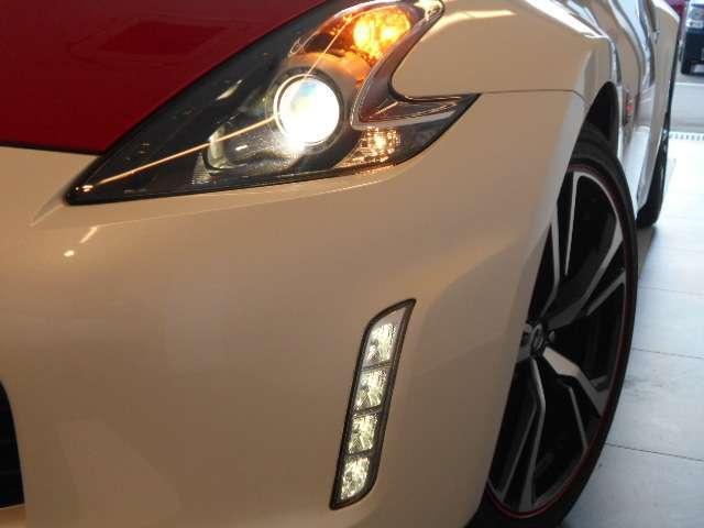 50thアニバーサリー メーカーHDDナビ・Datsun 240Z BREのカラーを再現したZ生誕50周年限定モデル(19枚目)