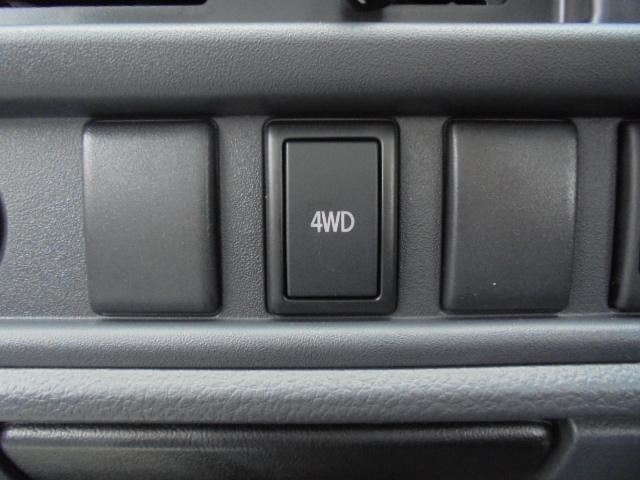 日産 NT100クリッパートラック DX スピーカー内臓AM/FMラジオ
