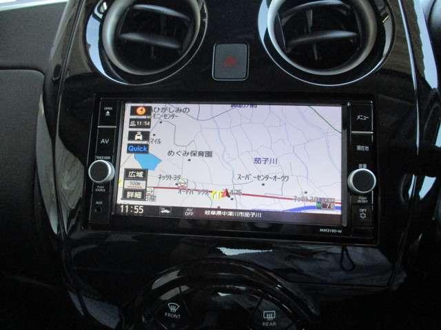 「日産」「ノート」「コンパクトカー」「岐阜県」の中古車6