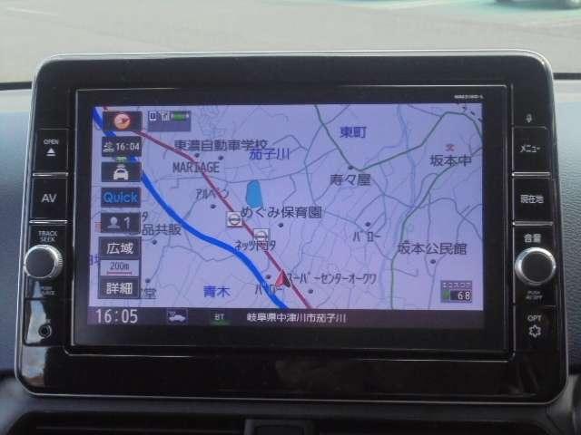 ハイウェイスターX 9インチメモリーナビ・アラウンドM(7枚目)