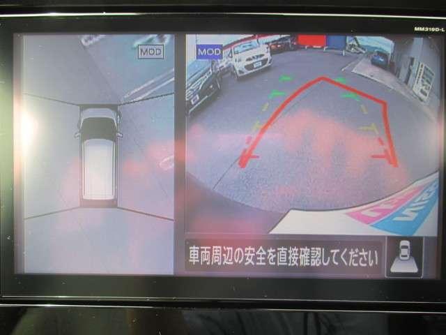 X ドラレコ 衝突軽減ブレーキ/アラウンドモニター(8枚目)