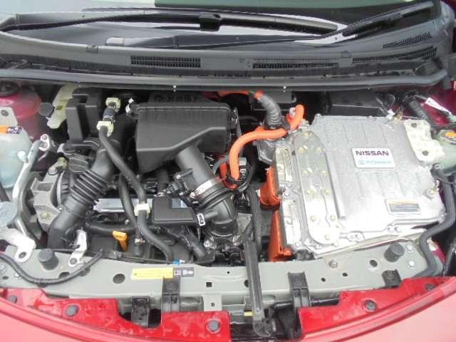 e-パワー X FOUR 4WD メモリーナビ アラウンドモニター 衝突軽減ブレーキ ハイビームアシスト スマートルームミラー 15インチアルミ(20枚目)