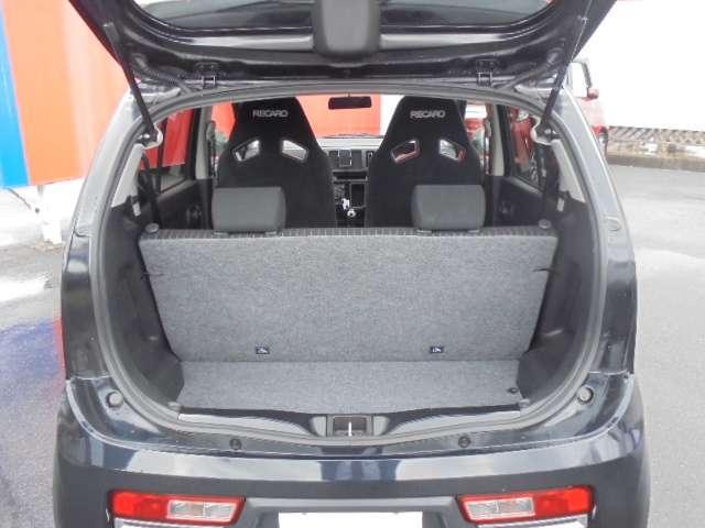 ワークス 660 専用レカロシート・HIDヘッド・ETC ドライバーの意思をダイレクトに伝える操作感と、乗り味スポーツドライビングならではの快感を求め、走りのポテンシャルを極限に引き出すための専用チューニング(8枚目)