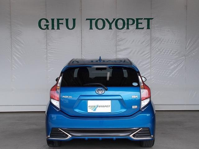 トヨタ アクア G G's SDナビ フルセグ ETC