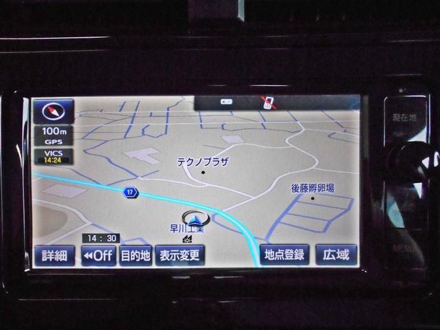 S SDフルセグナビBモニター ETC 4WD ワンオーナー(3枚目)